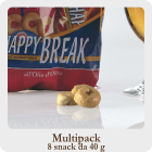 Multipack 8 snacks da 40 g